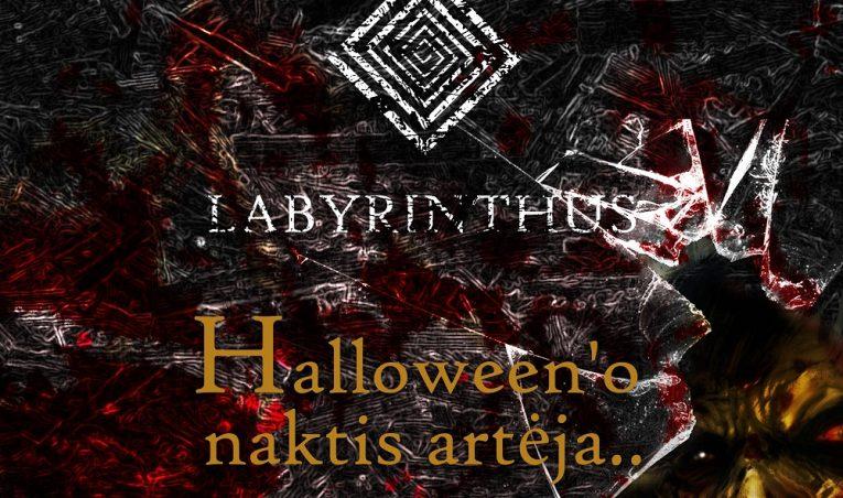 Kur švęsite Heloviną (Halloween)?